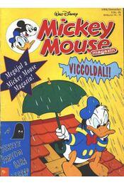 Mickey Mouse 1994. november - Régikönyvek