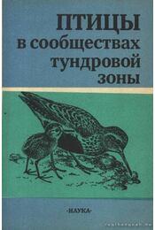 Madarak a tundraöv közösségeiben (Птицы в сообществах тундровой зоны) - Régikönyvek