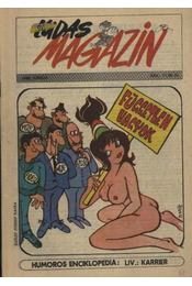 Új Ludas Magazin 1990. június - Régikönyvek