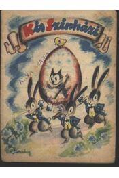 Kis Szinházi Élet 1937. 14. szám - Régikönyvek
