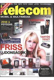 Telecom 2005. november - Régikönyvek