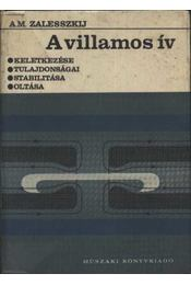 A villamos ív - Régikönyvek