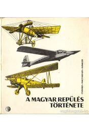 A magyar repülés története - Régikönyvek