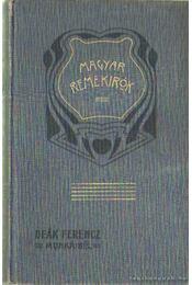 Deák Ferencz munkáiból I. kötet - Régikönyvek