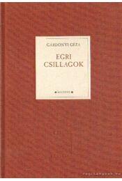 Egri csillagok - Régikönyvek