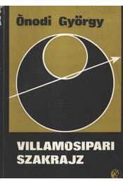 Villamosipari szakrajz - Régikönyvek