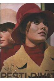 Pesti Divat 1970 tavasz - Régikönyvek