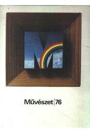 Művészet 76 - Régikönyvek