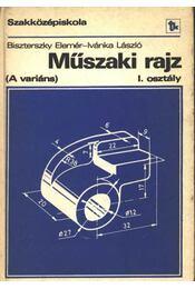 Műszaki rajz (A variáns) - Régikönyvek