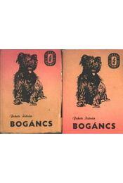 Bogáncs I-II. kötet - Régikönyvek
