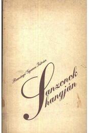 Sanzonok hangján - Régikönyvek