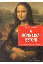 A Mona Lisa-sztori - Régikönyvek