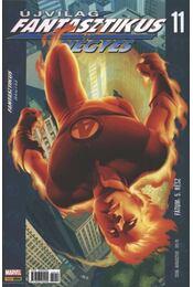 Fantasztikus Négyes 11. 2006. augusztus - Régikönyvek
