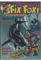 Fix und Foxi 42/1984 - Régikönyvek