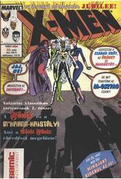 X-Men 1996/3 május 32. szám - Régikönyvek