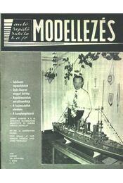 Modellezés 1979. évfolyam - Régikönyvek