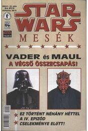 Star Wars 2002/6. 33. szám (Mesék) - Régikönyvek