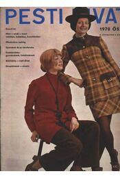 Pesti Divat 1970 ősz - Régikönyvek