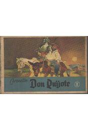 Don Quijote I. - Régikönyvek