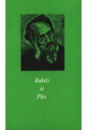 Babits és Pécs - Régikönyvek