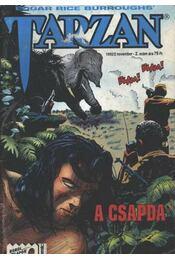 Tarzan 1992/2 november. 2. szám - Régikönyvek