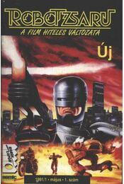 Robotzsaru 1991/1 május 1. szám - Régikönyvek