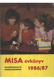 Misa évkönyv 1986-87 - Régikönyvek
