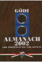 Gödi almanach 2002 - Régikönyvek