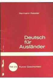Deutsch für Auslander - Teil 2b - Régikönyvek