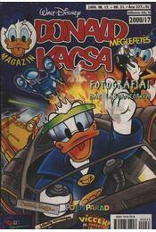Donald Kacsa 2000/17. - Régikönyvek