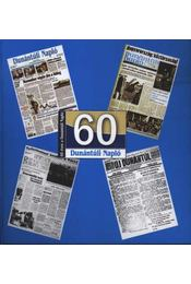 60 éves a Dunántúli Napló - Régikönyvek