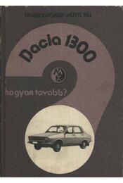 Dacia 1300 - Régikönyvek