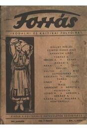 Forrás 1943/január - Régikönyvek