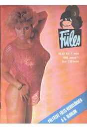 Füles 1988. XXXII. évfolyam (hiányos) - Régikönyvek