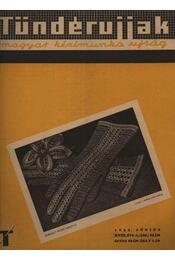 Tündérujjak 1942/6 - Régikönyvek