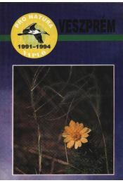 Pro Natura 1991-1994. Veszprém - Régikönyvek