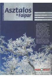 Magyar Asztalos és Faipar 2002/12. - Régikönyvek