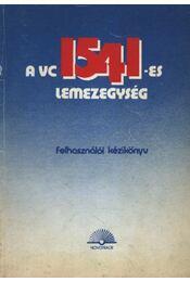 A VC1541-es lemezegység - Régikönyvek