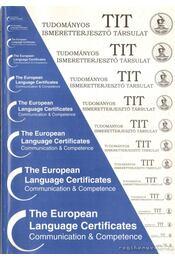 ELC Nyelvvizsga Gyakorlatok - Régikönyvek