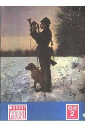Magyar Vadász 1968/2. - Régikönyvek