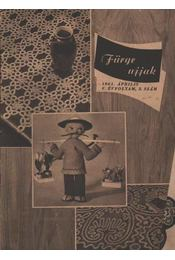 Fürge Ujjak 1961. V. évfolyam (Hiányos) - Régikönyvek