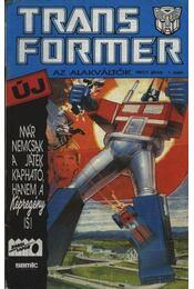 Transformer 1991/1. június - Régikönyvek