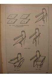 Bádogosmunka - Régikönyvek