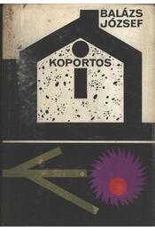 Koportos - Balázs József - Régikönyvek