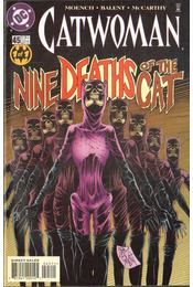 Catwoman 45. - Balent, Jim, Moench, Doug - Régikönyvek