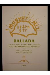 Magyar Egyházi - Ballada - Régikönyvek