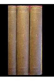 Egyetemes földrajz I-III. - Régikönyvek