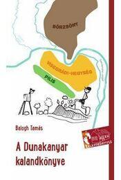 A Dunakanyar kalandkönyve - Balogh Tamás - Régikönyvek