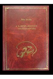 A Kárpát-medence nagyragadozói - Régikönyvek