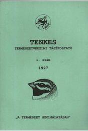 Tenkes 1997. 1. szám - Bank László - Régikönyvek